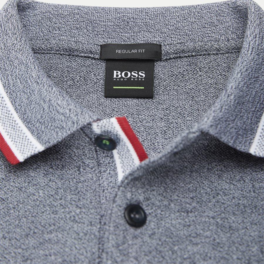50398302 PADDY - Paddy Polo T-shirt - T-shirts - Regular - BLÅ MEL. - 4